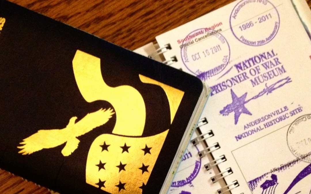 National Parks Passports: My Not-So-Secret Obsession