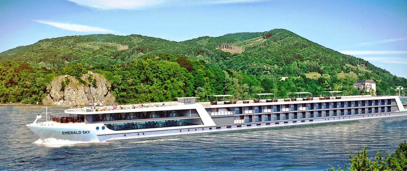 "My Dream: An Emerald Waterways ""Splendours of Europe"" River Cruise"
