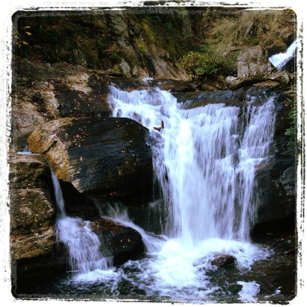 Dukes Creek Falls Georgia