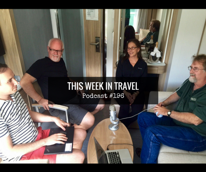 """Backroad Planet on """"This Week in Travel"""" Podcast #196"""
