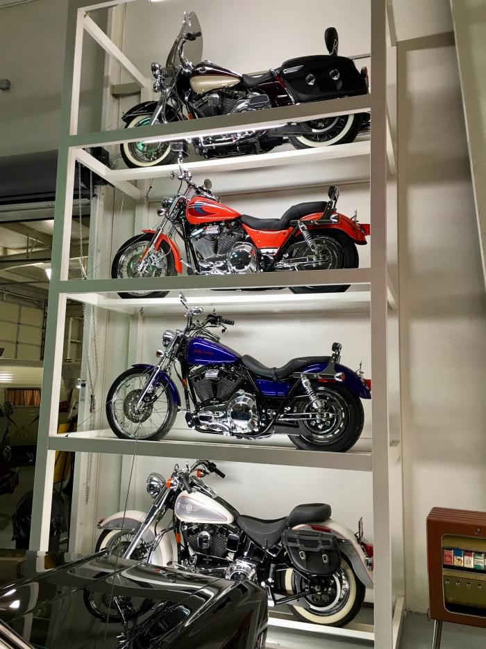 Vintage Harleys Museum