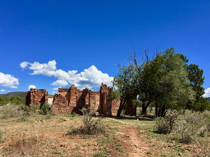 KInishba Ruins National Historic Landmark Arizona