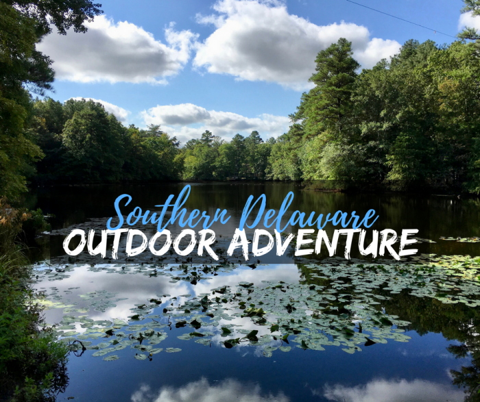 Southern Delaware Outdoor Adventure