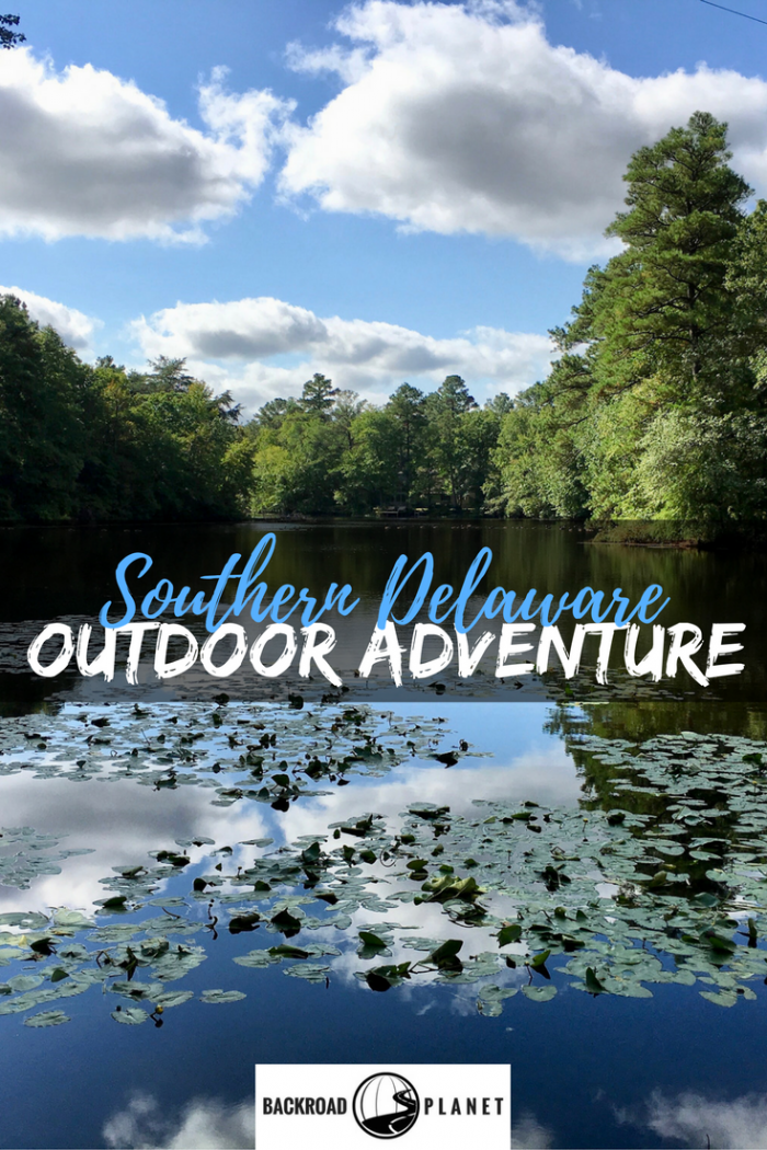 Experience the best in Southern Delaware outdoor adventure at state parks & historical sites while hiking, biking, camping, kayaking, or jumping out of a plane!