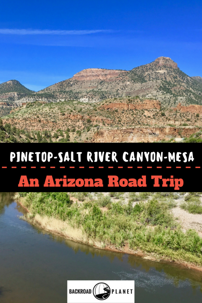 An Arizona road trip from Pinetop to Salt River Canyon to Mesa leads us to the Fresh Foodie Trail®, an agritourism route of local farm-to-table experiences.