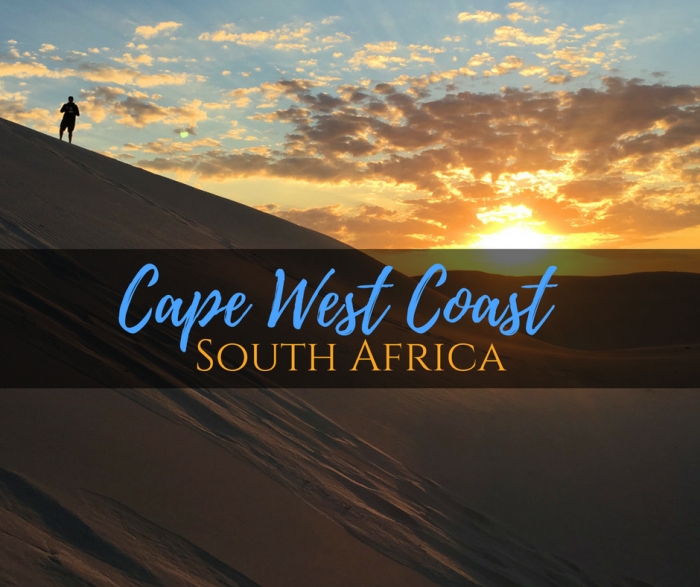 Trek the Cape West Coast, South Africa