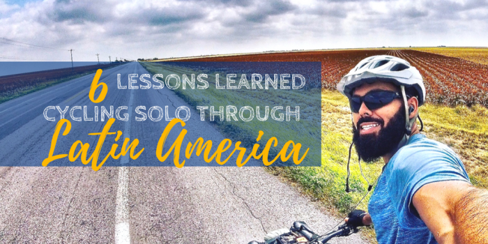 backroadplanet.com - Howard Blount - 6 Lessons Learned Cycling Solo through Latin America | Backroad Planet