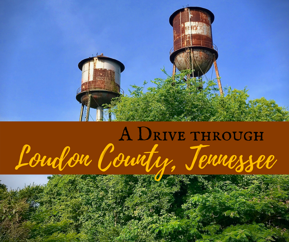A Drive through Loudon County, Tennessee