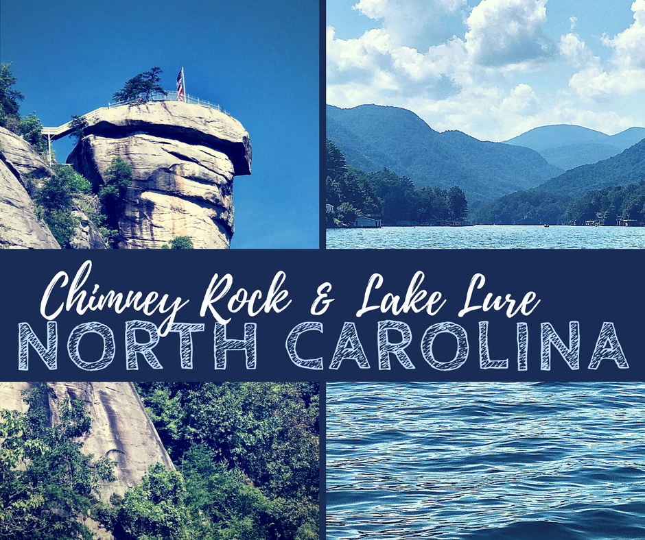 Discover Chimney Rock State Park & Lake Lure, North Carolina