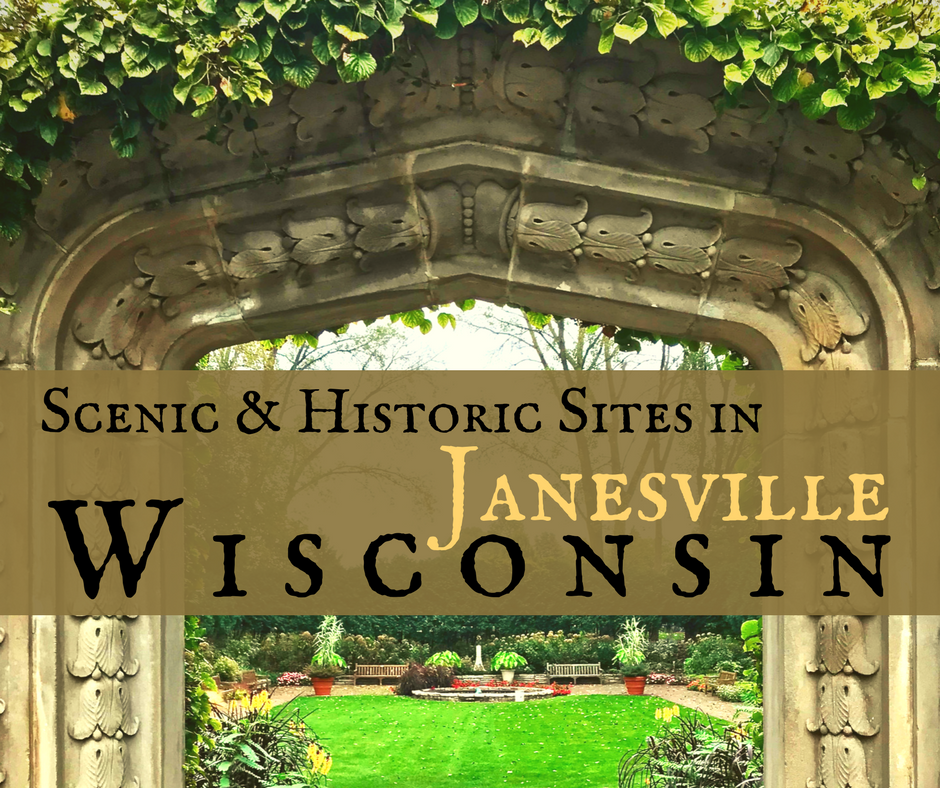 Tour Scenic and Historic Sites in Janesville, Wisconsin