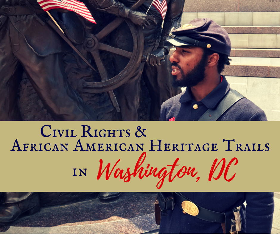 Civil Rights & African American Heritage Trails in Washington, DC
