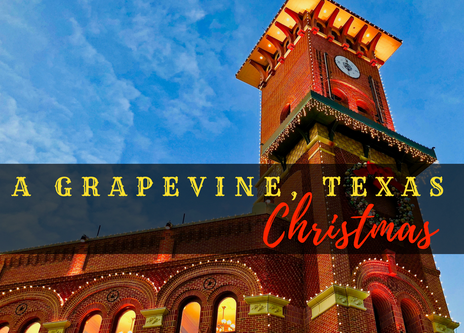 Celebrate a Grapevine Christmas in the Christmas Capital of Texas