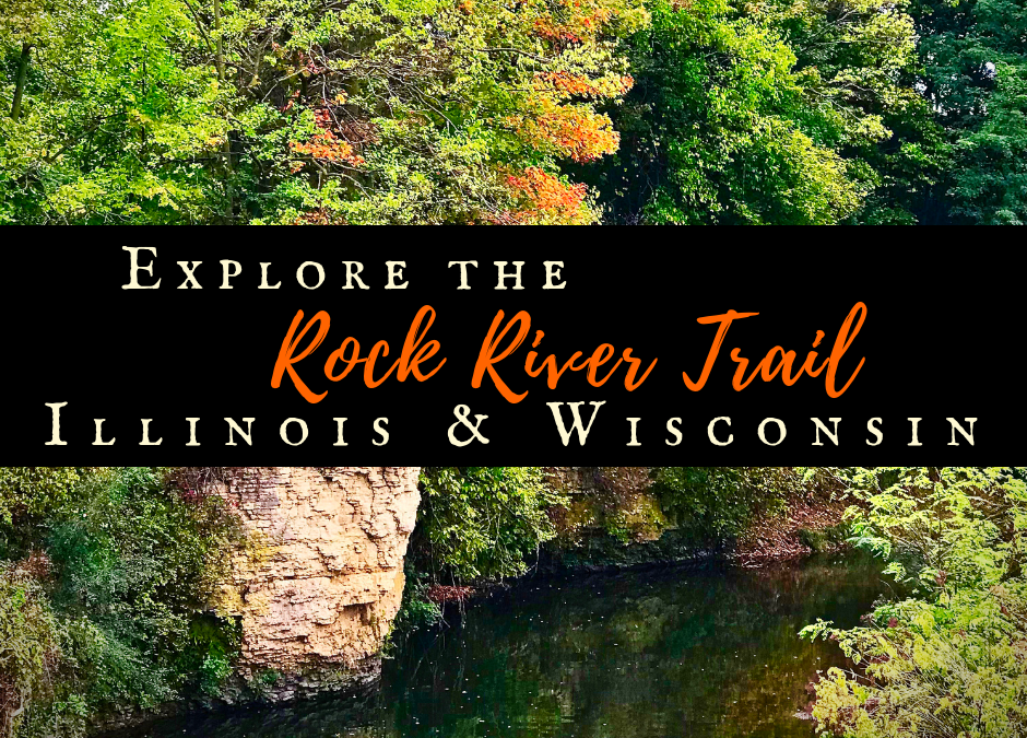 Explore the Rock River Trail through Wisconsin & Illinois