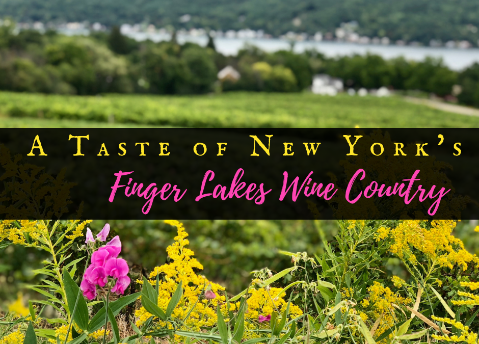 A Taste of New York's Finger Lakes Wine Country