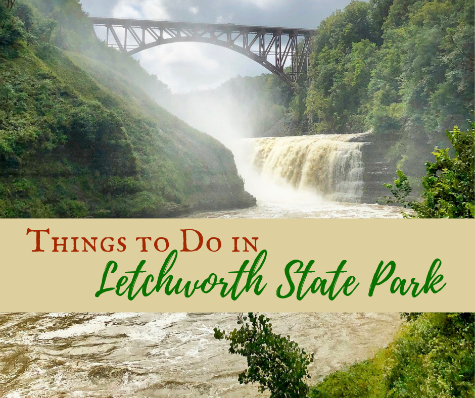 Things to Do in Letchworth State Park