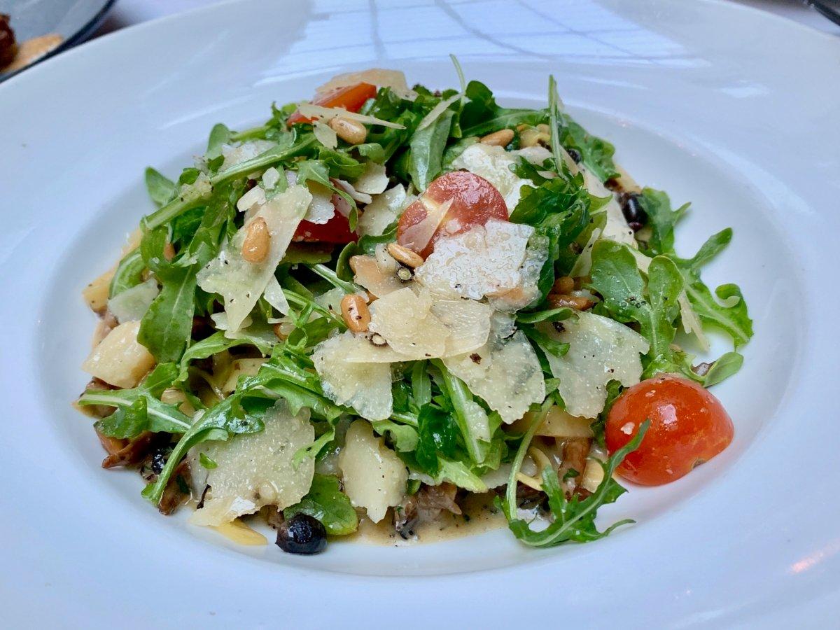 Brix & Mortar Salad