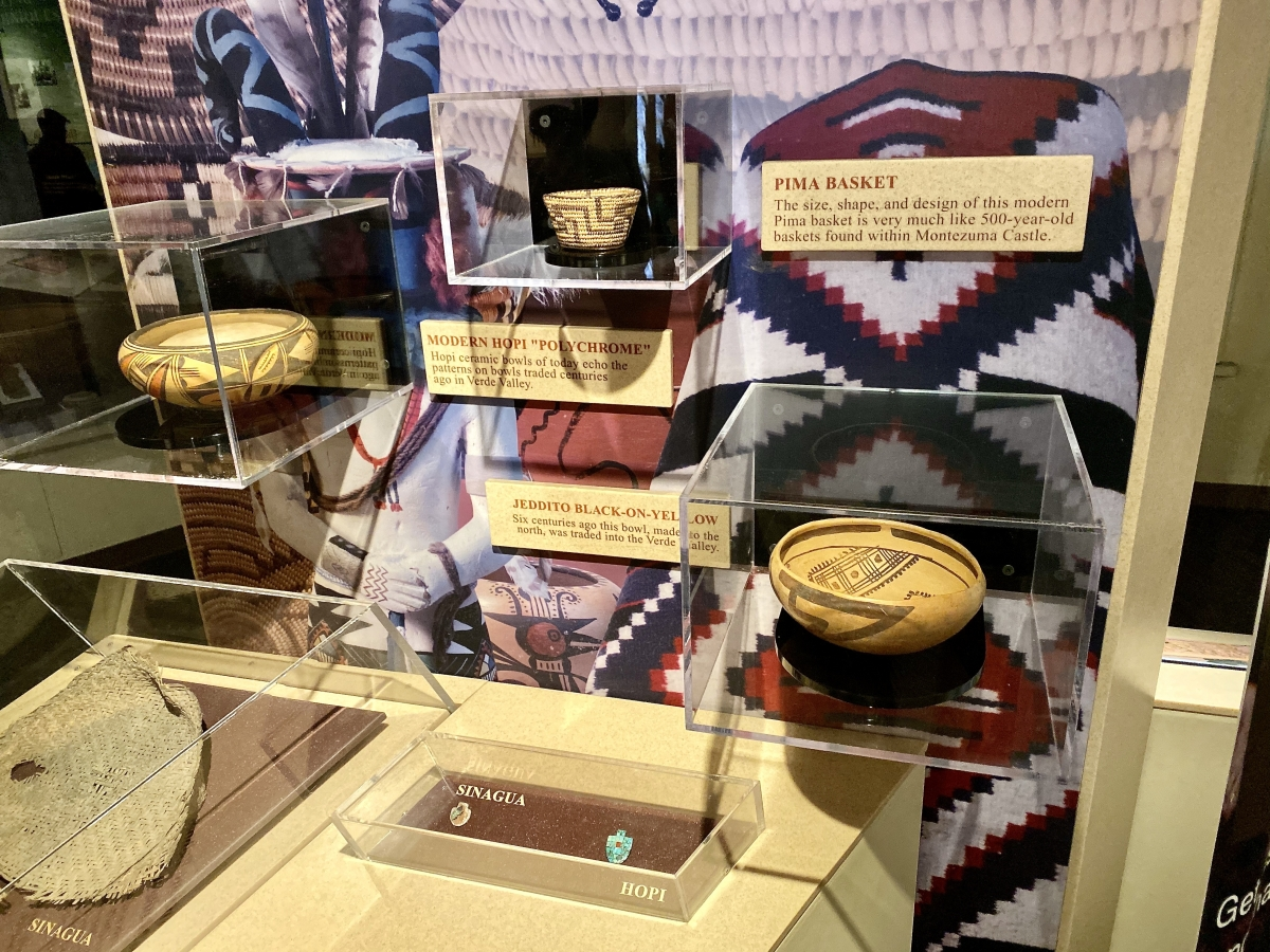 Montezuma Castle museum - Things to Do on a Drive from Phoenix to Flagstaff, Arizona