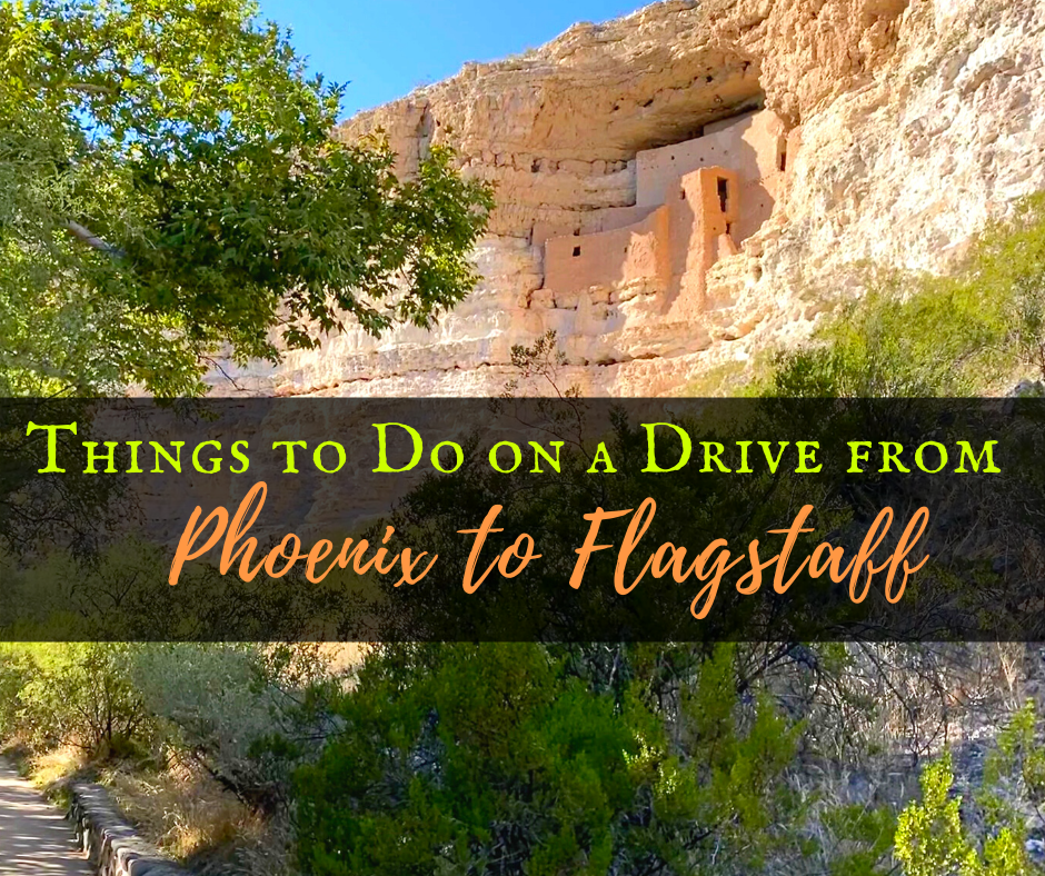 Drive Phoenix to Flagstaff featured - Things to Do on a Drive from Phoenix to Flagstaff, Arizona