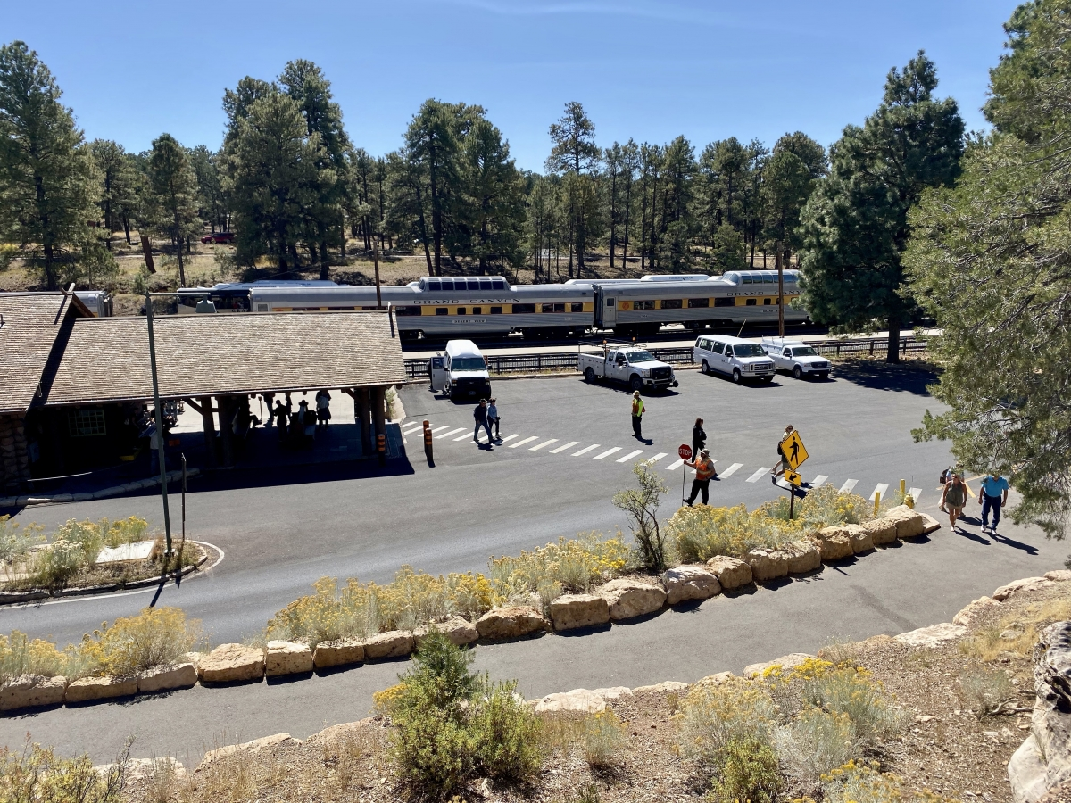 Grand Canyon Railway access - Take the Train to Grand Canyon National Park: An Insider's Guide